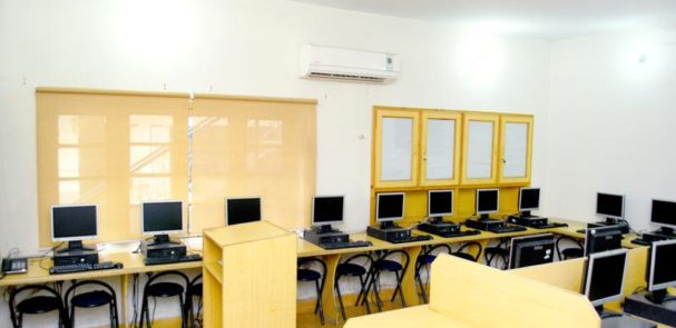 New Computer Labs – 1