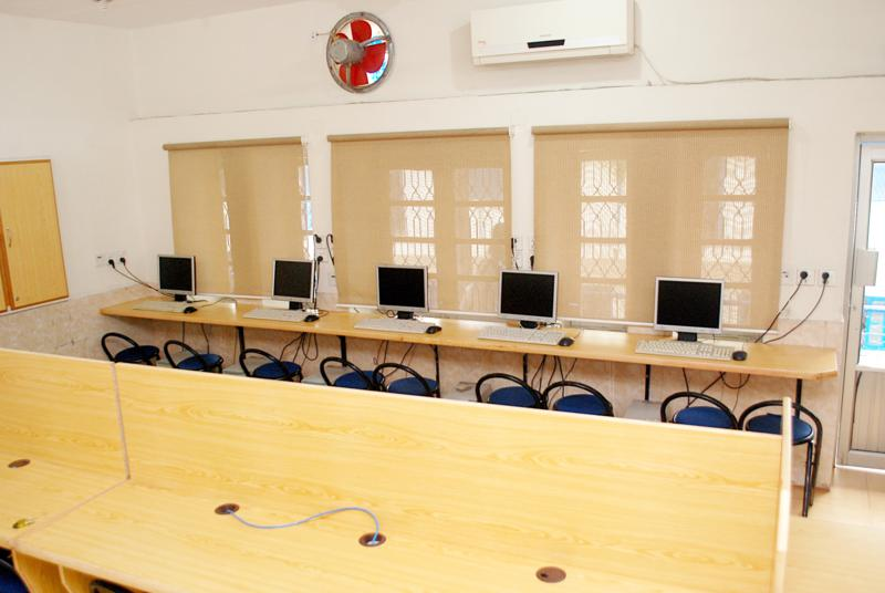 New Computer Labs – 13